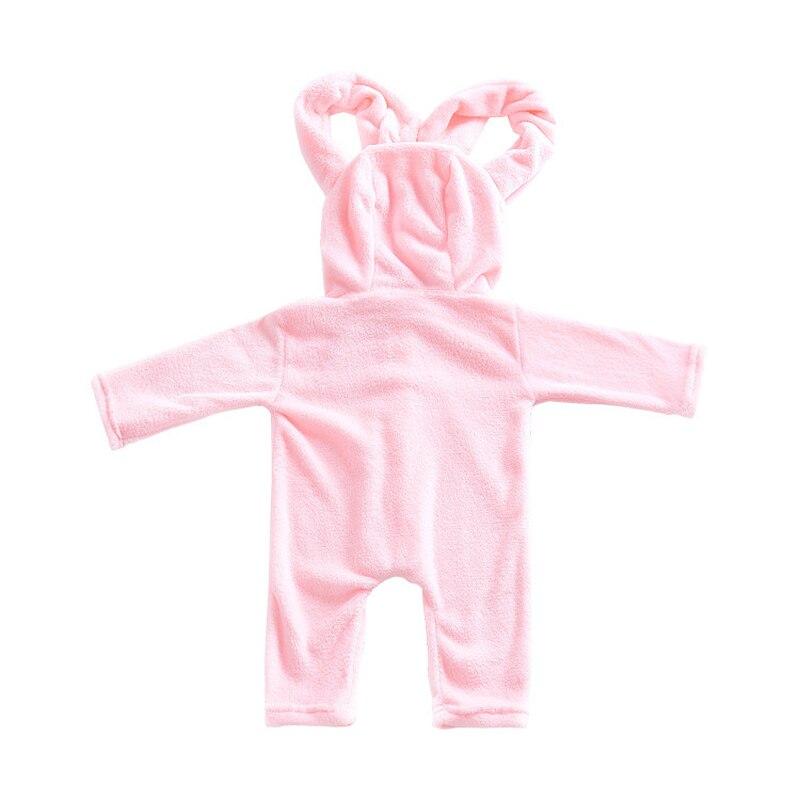0510607bf Buy New Autumn winter Baby Rompers Cute Cartoon Rabbit Infant Girl ...