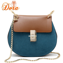 Women messenger bags women leather bags designer bags high quality famous brands shoulder bags luxury fashion Chain small
