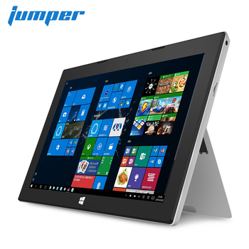 "10.8"" 2 in 1 tablet Jumper EZpad 7S windows tablets Intel Cherry Trail Z8350 4GB DDR3 64GB EMMC 1080P IPS tablet pc HDMI laptop"