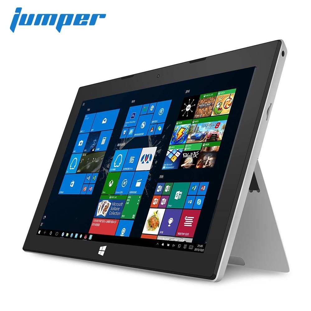 10.8 2 in 1 tablet Jumper EZpad 7S windows tablets Intel Cherry Trail Z8350 4GB DDR3 64GB EMMC 1080P IPS tablet pc HDMI laptop