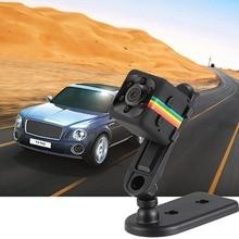 купить SQ11 Mini Camera HD 1080P Night Vision Camcorder Car DVR Infrared Video Recorder Sport Digital Camera Support TF Card DV Camera по цене 313.48 рублей