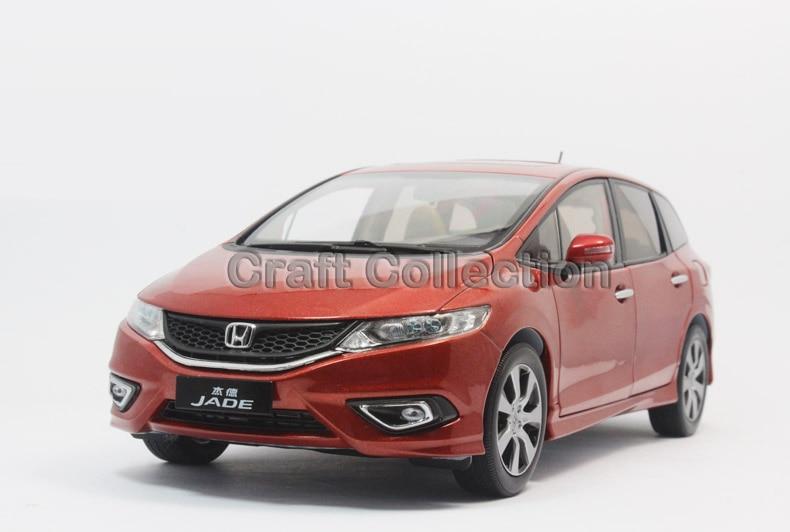 *New Red 1:18 Honda Jade Wagon 2015 Diecast Model Car Alloy Toy CIVIC MVP Variant Combi