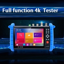 New 7-inch network analog coaxial high-definition touch screen breakpoint. Wire-finding, optical power meter, red light source brand new 5 7 inch touch screen for elo e921750 scn at flt05 7 z01 0h1 r accutouch 5 wire cable