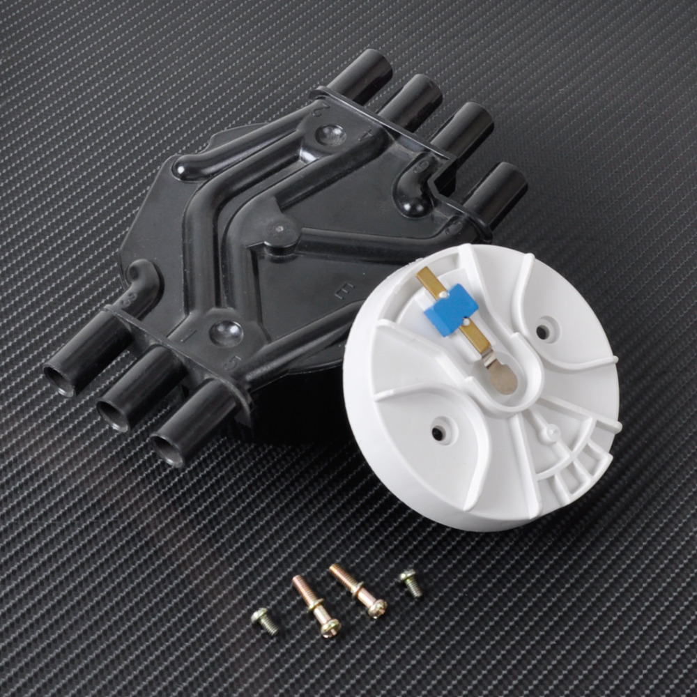 Citall 10452458 Fdqggm00 Ignition Distributor Cap Rotor For Gmc Chevy S10 Tail Light Wiring Harness Oldsmobile V6 43l Kit Chevrolet Astro 1996 1997 1998 1999 2000 In Distributors Parts From