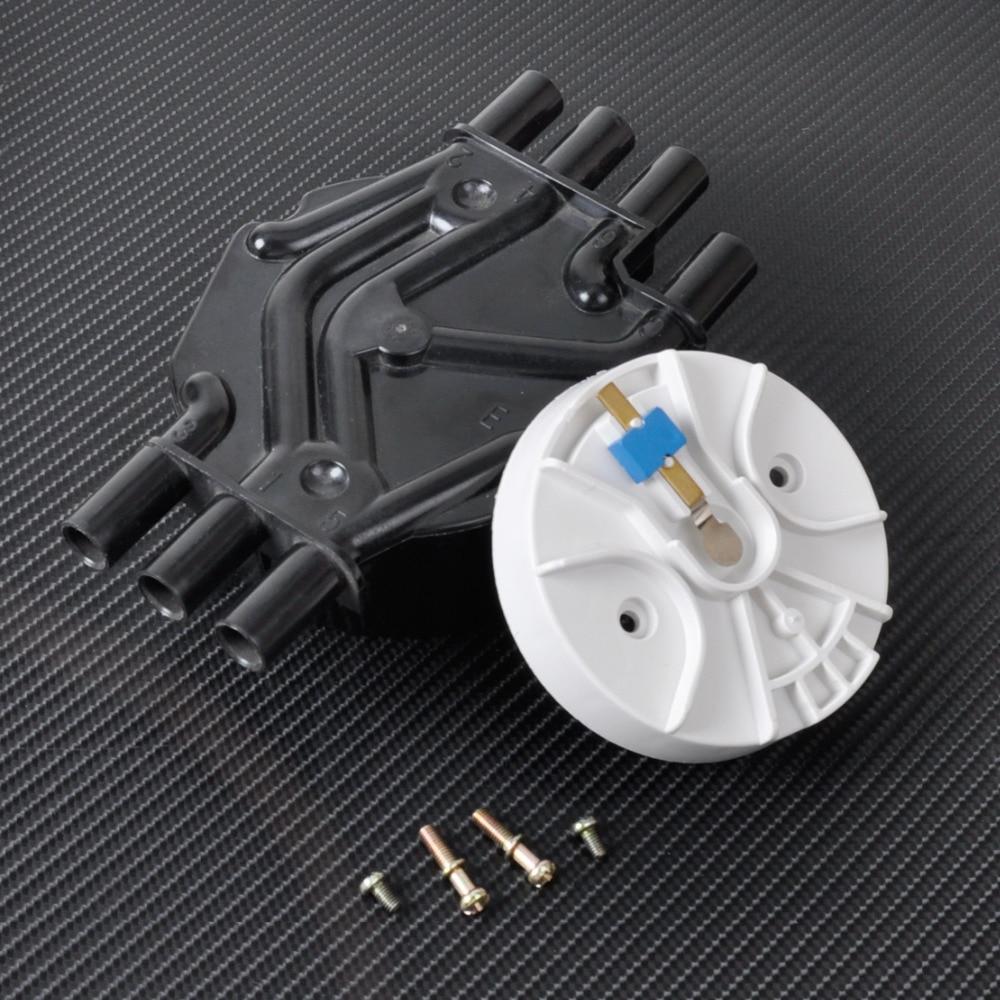 CITALL 10452458 FDQGGM00 Ignition Distributor CAP Rotor For GMC Oldsmobile V6 4.3L Kit Chevrolet Astro 1996 1997 1998 1999 2000