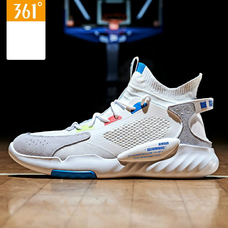New arrival 361 professional Basketball Sneakers Men Boys Size 40-46 Authentic Basketball Shoe Basketball Shoes 671911107(China)