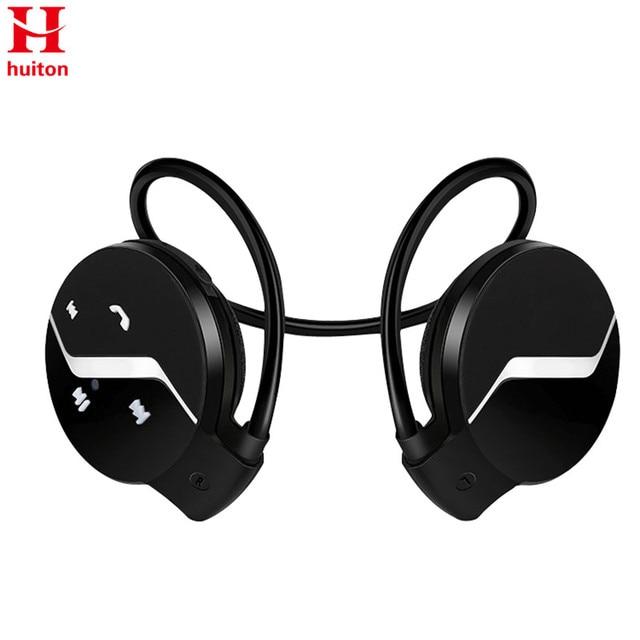 77d9de236db Huiton Mini 808 Auriculares Bluetooth 4.0 Neckband Deportes Wireless Stereo  Bluetooth Headset Trotar/Correr/