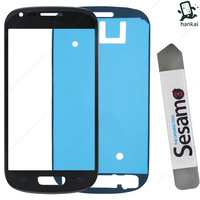 Outer LCD Touch Screen Glass Lens For Samsung Galaxy S3 Mini I8190