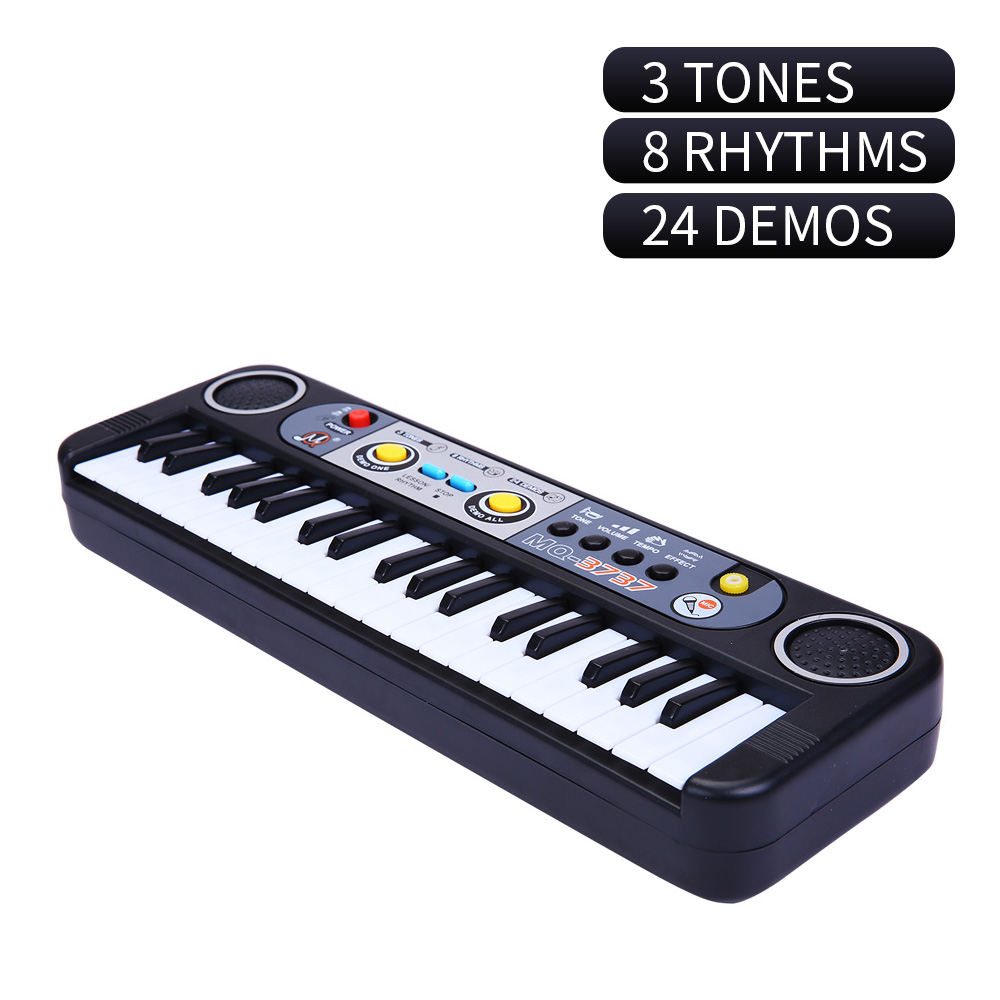 37-Keys-Kids-Piano-Black-keyboard-Musical-Educational-Toys-For-Children-Kids-Musical-Instrument-Professional-Musical-Toys-Gift-2
