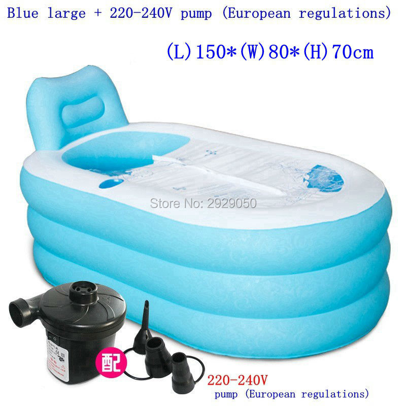 Size 145*80*70cm,With Electric Pump,Thickening Adult