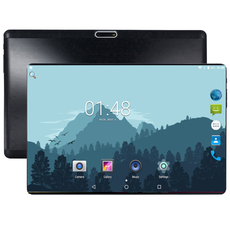 2019 Hot 10 Inch Tablet PC Octa Core 4GB RAM+64GB ROM Dual SIM Cards GPS 3G 4G FDD LTE Android 8.0 Tablet PC 10 10.1