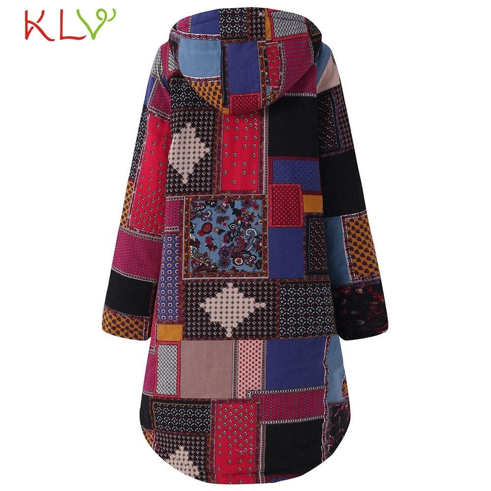 HTB1J2Y XzzuK1Rjy0Fpq6yEpFXa7 Women Jacket Winter Hooded Pockets Vintage Oversize Long 2018 Plus Size Ladies Chamarra Cazadora Mujer Coat For Girls 18Oct24