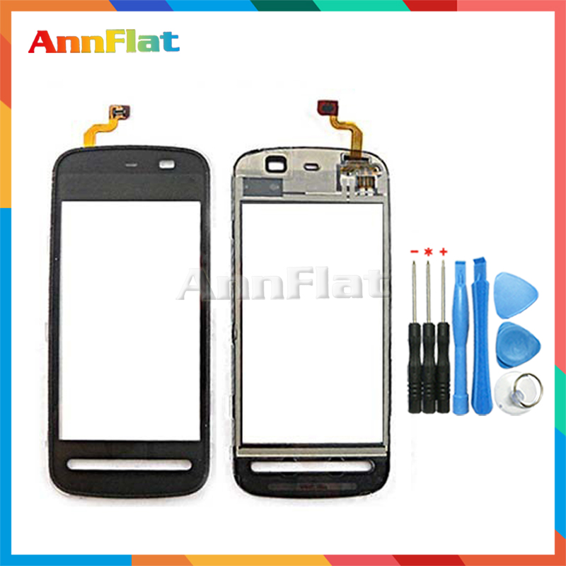 """High Quality 3.2"""" For Nokia 5228 5230 5232 N5230 Touch Screen Digitizer Front Glass Lens Sensor Panel-in Mobile Phone Touch Panel from Cellphones & Telecommunications"""