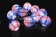 American Flag Christmas Lights Promotion-Shop for Promotional ...