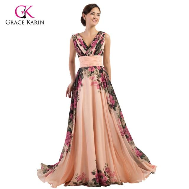 Aliexpress.com : Buy Ladies Evening Dresses 2017 Grace Karin ...