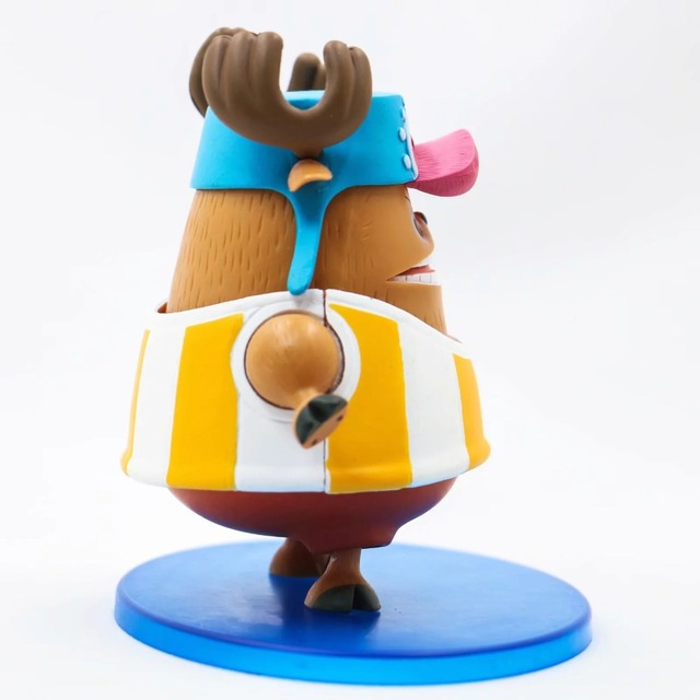 Аниме фигурка Чоппер Ван Пис 11 см 3