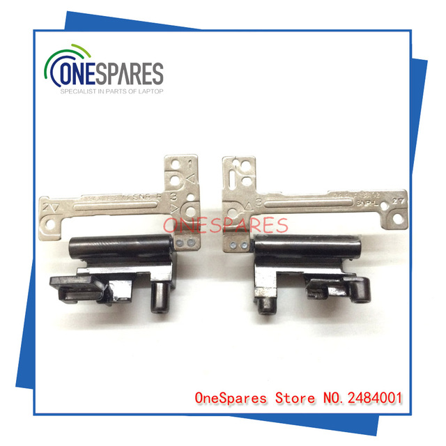 OneSpares New Laptop Lcd Hinges For Dell for Vostro 131 V131 For Latitude 3330 Pn:34.4LA12.101 34.4LA13.101 Series R & L