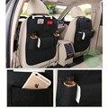 Assento de Carro de volta sacos de armazenamento receba quente Bolso Interior Acessórios Do Cuidado de Carro bolsa de Viagem Saco de Sacos de Estiva Tidying car styling