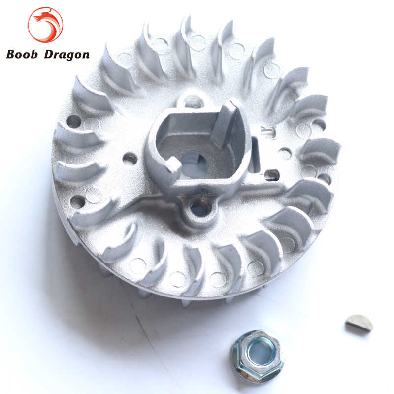 Flywheel Magneto fits 23-30.5cc CY Fuelie Engine fits HPI BAJA 5B 5T SC KM Rovan Losi 5ive T piston kit 36mm for hpi baja km cy sikk king chung yang ddm losi rovan zenoah g290rc 29cc 1 5 1 5 r c 5b 5t 5sc rc ring pin clip