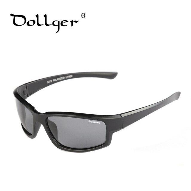 e1c681a7ff8b28 Dollger Nouvelle Optique Marque 2017 Nouveau Polarisées S lunettes de Soleil  Hommes Mode Mâle Lunettes Soleil