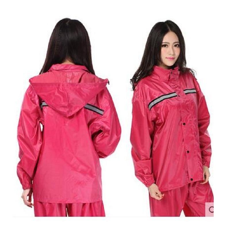 Nieprzemakalny płaszcz przeciwdeszczowy Kobiety / mężczyźni - Artykuły gospodarstwa domowego - Zdjęcie 4