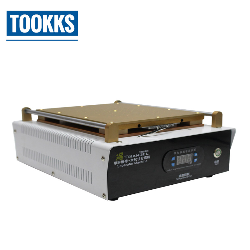 14 inch LCD Hot Plate Separator Machine Build in Vacuum Pump Separating Tools for Samsung Tablet