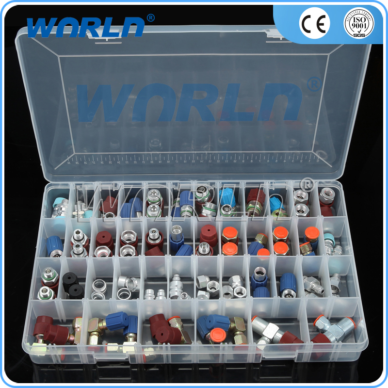 Auto air conditioning refrigerant charging valve air conditioning gas mouth high & low pressure pipe valve seat/valve Gas mouth  цены