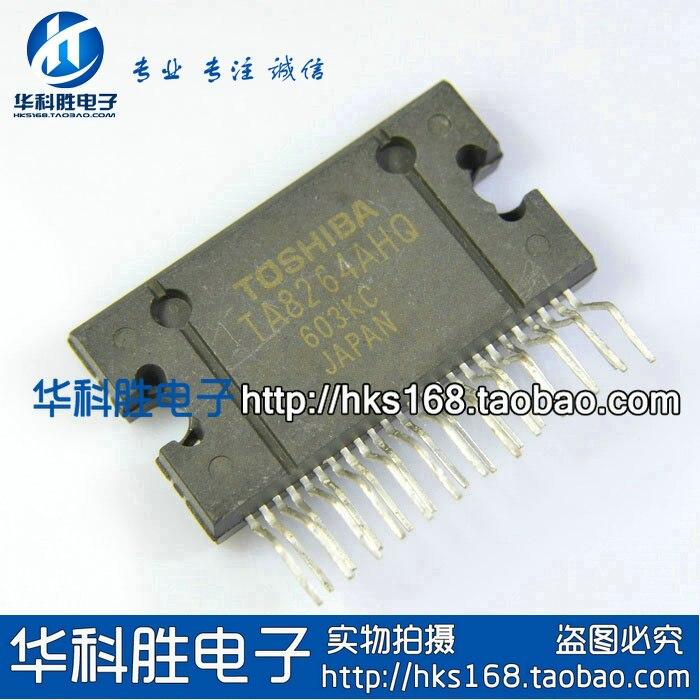 Ta8264 схема усилителя