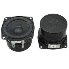 """2.6 """"pouces 4ohm 6ohm, 8ohm 15 W gamme complète haut parleur Audio stéréo haut parleur corne trompette DSCS 2.5 01"""