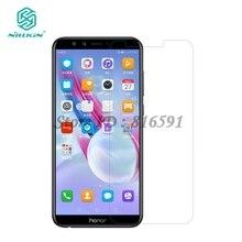 Huawei Honor 9 Lite protecteur décran Nillkin clair/mat Film plastique souple pour Huawei Honor 9 Lite pas verre 5.15 pouces
