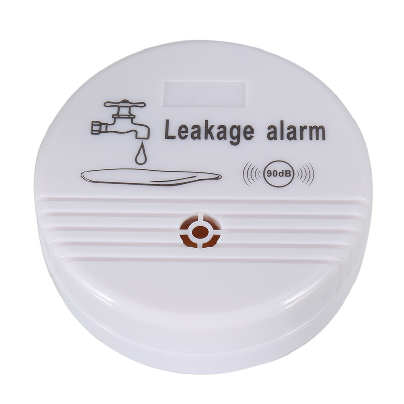 NEW ABS Wireless Water Leak Detector Water Sensor Alarm Leak Alarm Home Security water leak alarm