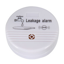 NEW ABS Wireless Water Leak Detector Water Sensor Alarm Leak Alarm Home Security(China)