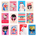 2016 new Cartoon series Flip PU Leathe Stand Case Cover For IPAD mini2 Tablet pc Free Shipping