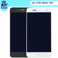 new For ZTE Blade V8C LCD Display And Touch Screen 5.0 Inch Replacement Mobile Phone Accessories
