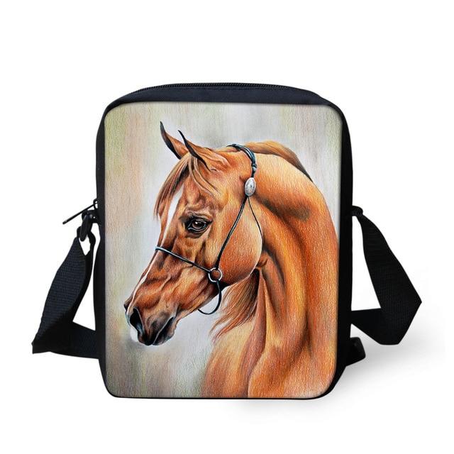 54de743125c2 FORUDESIGNS Animal Women Messenger Bags Crazy Horse Children Boys Girls  Crossbody Bags Men Small Travel Bags Bolsa Feminina