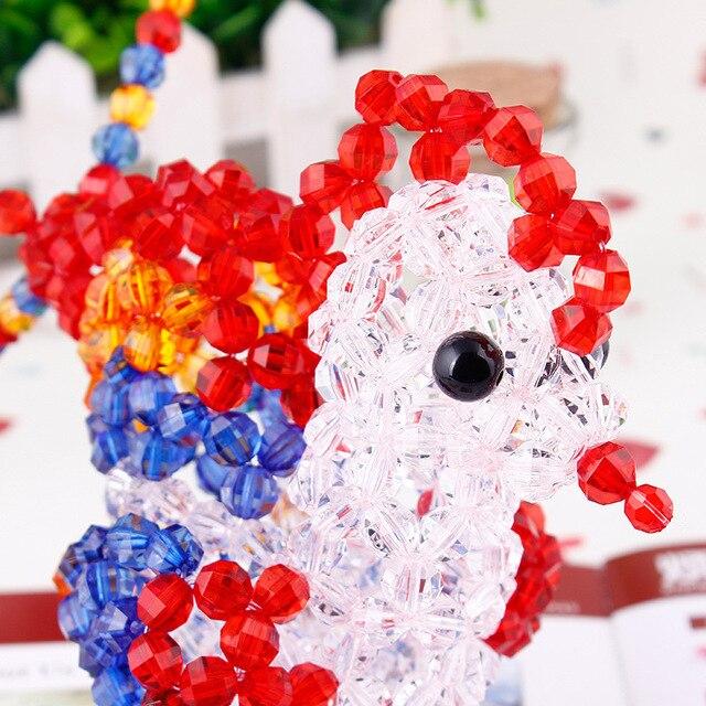 hechos a mano bricolaje cumpleaos regalos de pollo acrlico regalos navidad de la mascota china decoracin