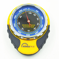 Multifunction Hunting Hiking Skiing LCD Digital Altimeter Barometer Thermometer Compass Elevation Table