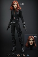 1/6 scale Collectible female figure doll.12″ Action figure doll Marvel's The Avengers Black Widow Scarlett Johansson.No box