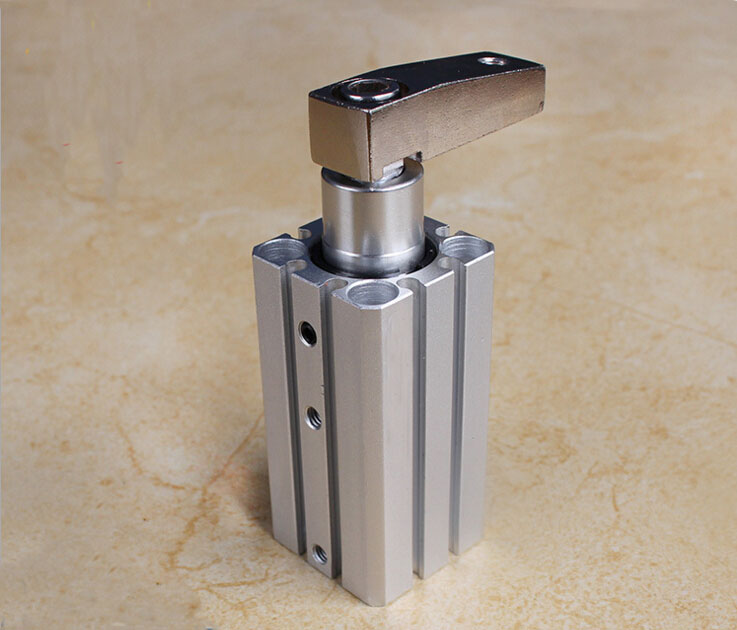 bore 20mm *20mm stroke MK smc type pneumatic cylinder Rotary clamp cylinder smc type pneumatic solenoid valve sy5120 3lzd 01