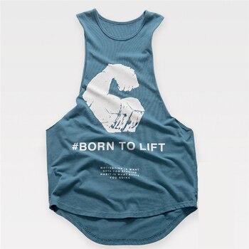 New Brand Clothing Summer Singlets Mens Tank Tops Shirt,Bodybuilding Equipment Fitness Men's Mesh Stringer Tanktop Vest 4