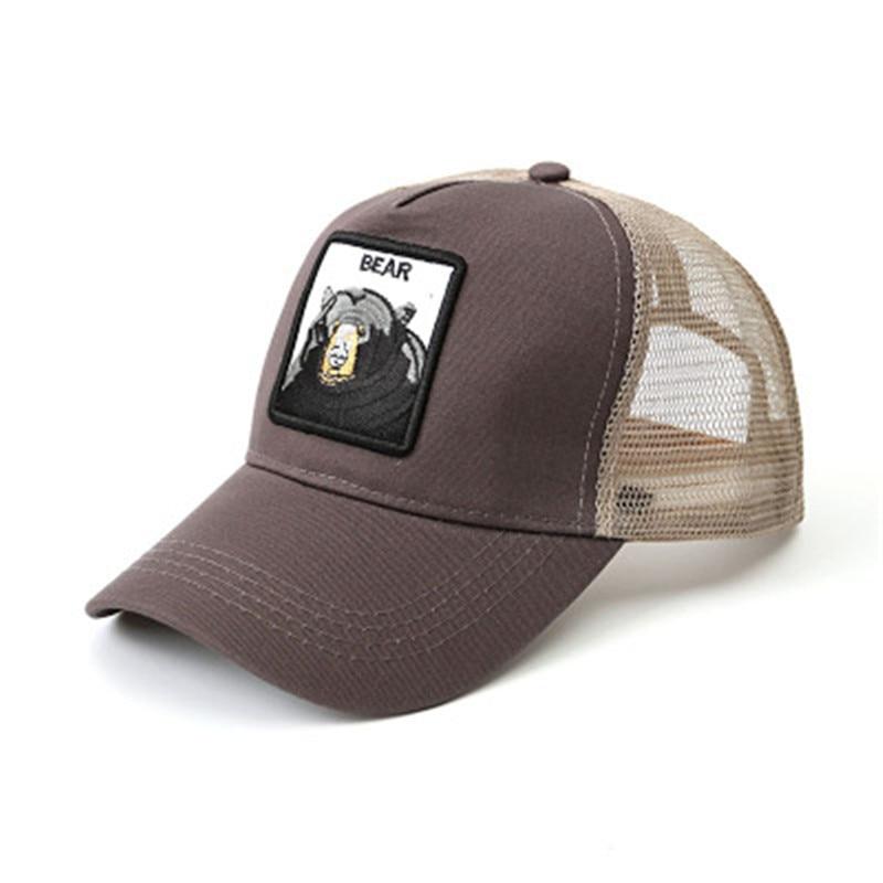 193ec86fe Snapback 2019 Summer Fashion Baseball Caps For Men Women Animal Farm Cap  Goorin Brothers - Breathable MeshTrucker Hat