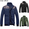snowshine #3002  Stylish Winter Warm Sweatshirt Zipper Coat Jacket Outwear Sweater   free shipping