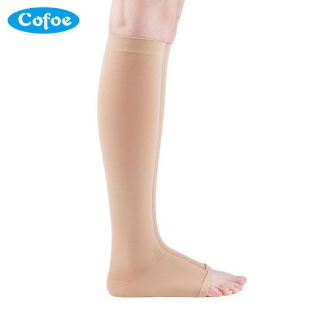 the best attitude 0e31a 2d07e Original Cofoe Medical Varicose Veins Socks 23-32mmHg Pressure Level 2 Medical  Socks Varicose Veins Sock Compression Sock A Pair