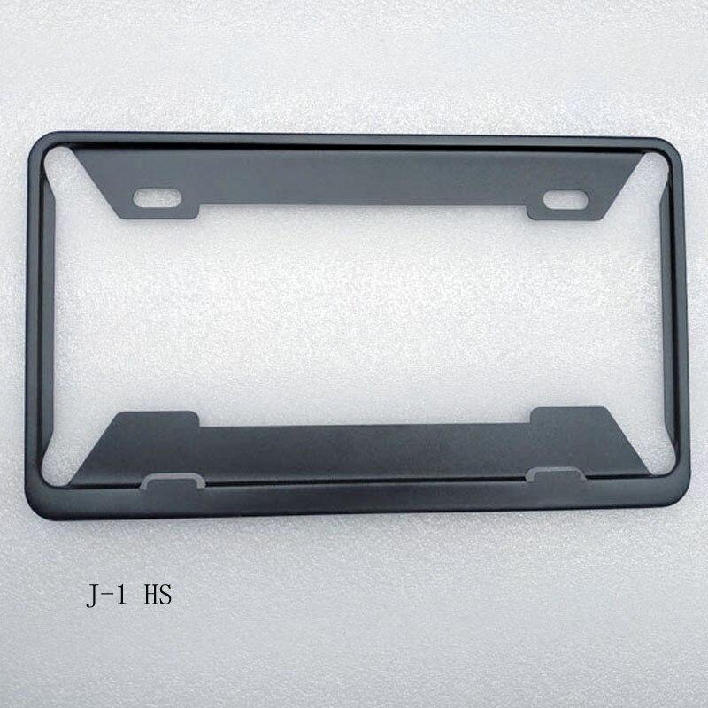 For Japan License Plate Frame Cover Holder Japanese Number Registration Plate Holder Frame Car Accessories  1pcs