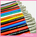 6 7 8 10 11 12 13 14 15 16 17 18 20 22 24 26 28 30 AWG Silicone Wire Ultra Flexiable Test Line Cable High Temperature
