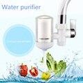 Alta qualidade torneira da cozinha filtro de água da torneira do filtro purificador de água para uso doméstico limpo transparente elemento do filtro de cerâmica