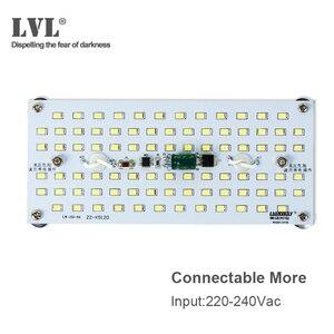 Image 1 - LED Modul 10W 220V 230V Kein Flimmern rechteck Led Panel Licht für ersatz lampe quelle rohr