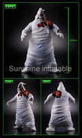 New Outdoor 13ft Giant Inflatable Ghostbusters Stay Puft Marshmallow Man For Halloween decoration