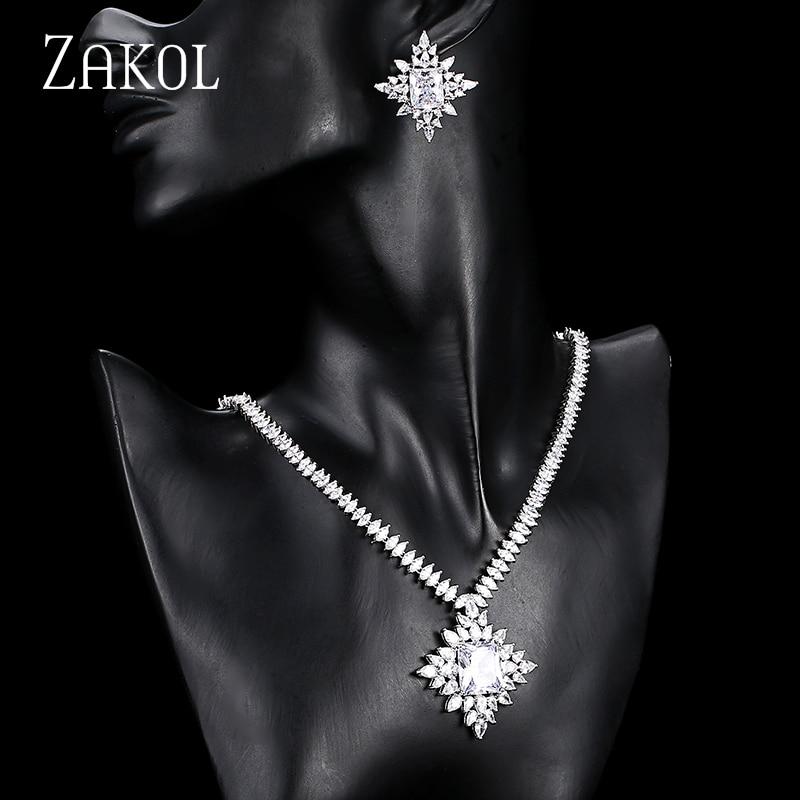 ZAKOL Classic Αξεσουάρ νυφικό επέτειο - Κοσμήματα μόδας - Φωτογραφία 2