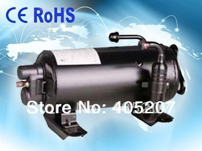 HVAC compressor for RV military vehicle camping car caravan roof top mounted travelling truck sleeper air conditioner r410a 9000btu horizontal compressors rv rooftop caravan air conditioner